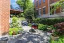 Beautiful garden - 8619 TERRACE GARDEN WAY, BETHESDA
