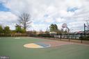 Community basketball court - 42 HUNTING CREEK LN, STAFFORD