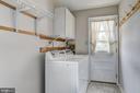 Laundry Room - 10132 WOODSBORO RD, WOODSBORO
