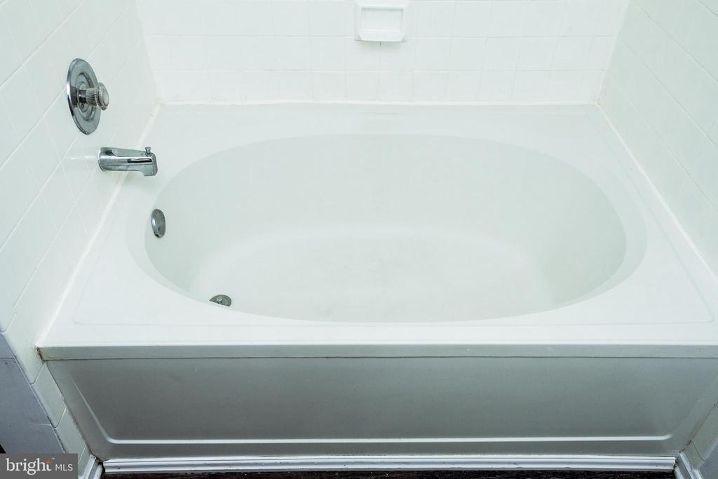 Soaking tub - 19924 GATESHEAD CIR #46, GERMANTOWN