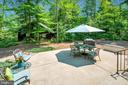 sweet retreat backyard patio - 108 BEACHSIDE CV, LOCUST GROVE