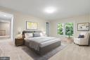Digitally stages for your inspiratio - 5835 OAKLAND PARK, BURKE