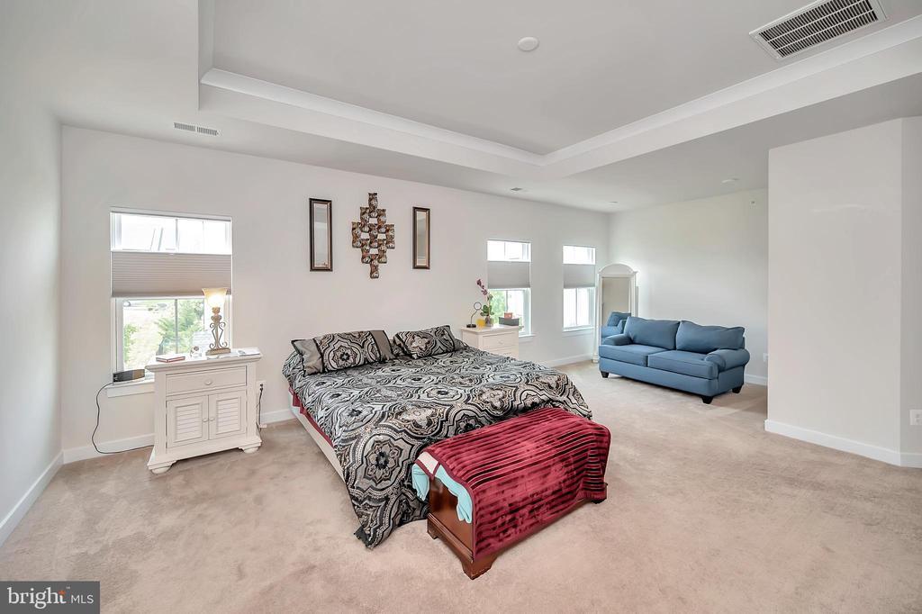 Upper-level Main Bedroom - 17152 BELLE ISLE DR, DUMFRIES