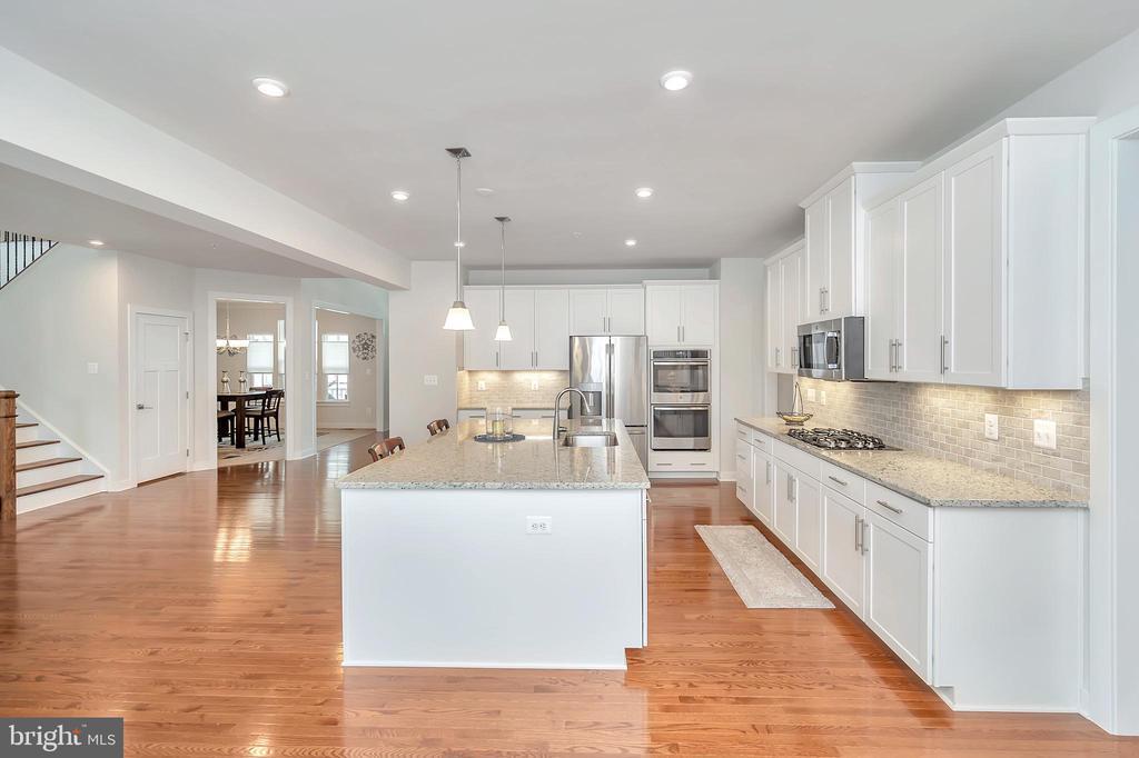 Kitchen - 17152 BELLE ISLE DR, DUMFRIES