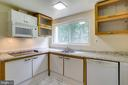 2nd kitchen in basement with Permits - 4005 LAKE BLVD, ANNANDALE