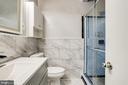 Updated bathroom - 4005 LAKE BLVD, ANNANDALE