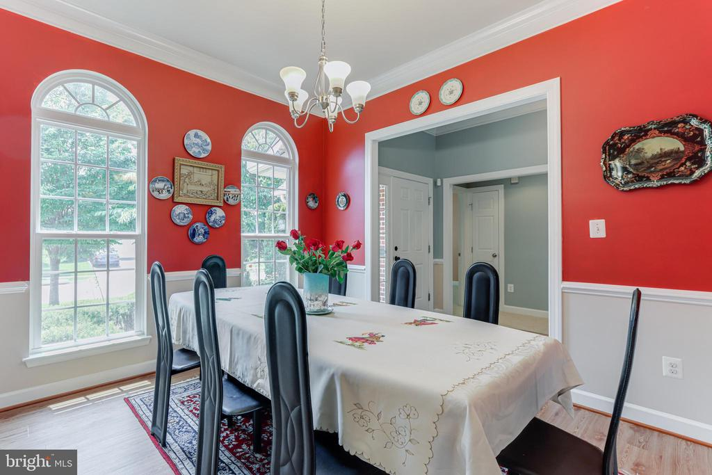 Dining room - 111 MAROON CT, FREDERICK
