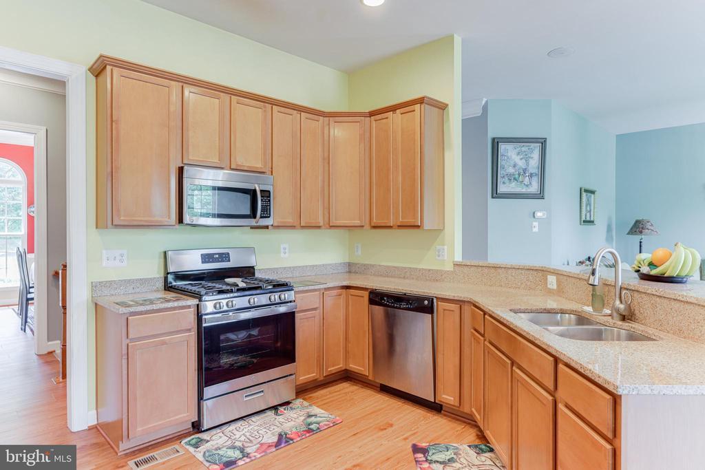 Kitchen - 111 MAROON CT, FREDERICK