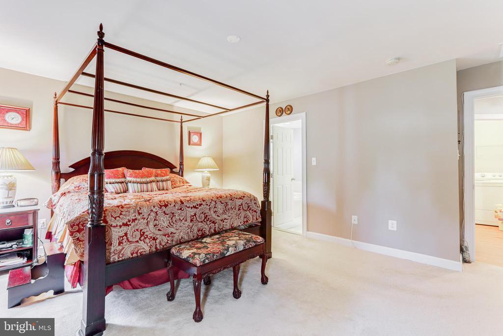Primary bedroom - 111 MAROON CT, FREDERICK