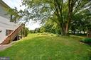 Wonderful back yard - 410 S NURSERY AVE, PURCELLVILLE