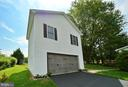 Detached 2 car garage with upper apartment - 410 S NURSERY AVE, PURCELLVILLE