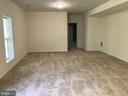 Finished Rec Room Flows to Bedroom #5 and Full BA - 22554 FOREST RUN DR, ASHBURN