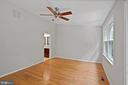 Primary bedroom - 8017 GALLA KNOLL CIR, SPRINGFIELD