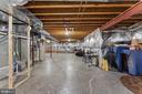 Walk-out basement - 4346 BASFORD RD, FREDERICK