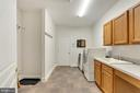 Large mudroom and laundry room - 4346 BASFORD RD, FREDERICK