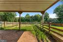 Paddocks allow for individual turnout - 4346 BASFORD RD, FREDERICK