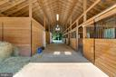 Can be modified to add a hay loft - 4346 BASFORD RD, FREDERICK