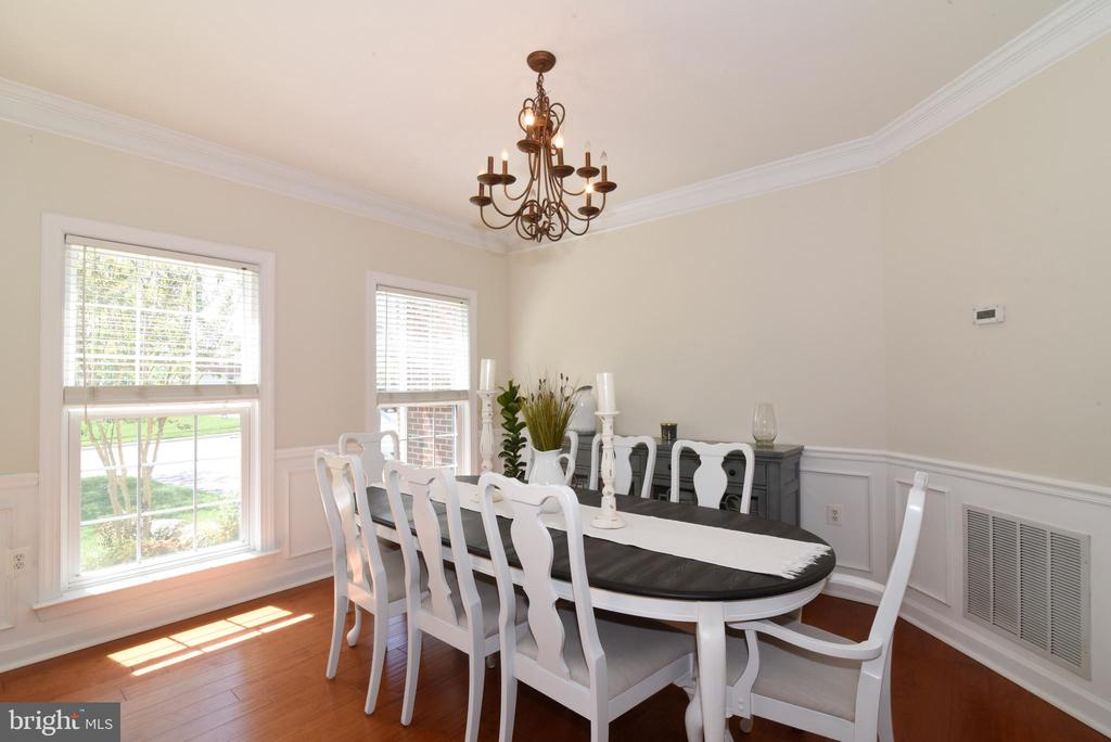 Dining room - 43298 HEATHER LEIGH CT, ASHBURN