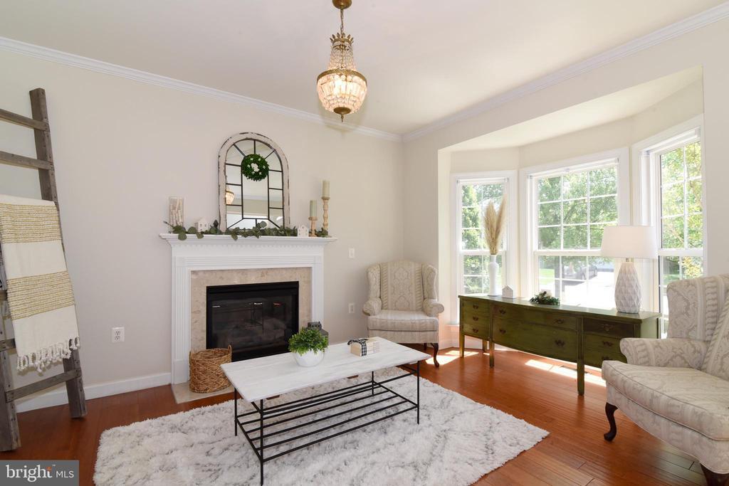 Living room - 43298 HEATHER LEIGH CT, ASHBURN