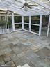 screened in patio - 7016 COLGATE DR, ALEXANDRIA
