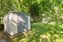 Large shed - 10106 GREENOCK RD, SILVER SPRING