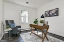 First bedroom/home office - 10106 GREENOCK RD, SILVER SPRING
