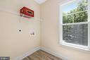 Bedroom/upper level laundry room! - 207 WASHINGTON ST, LOCUST GROVE
