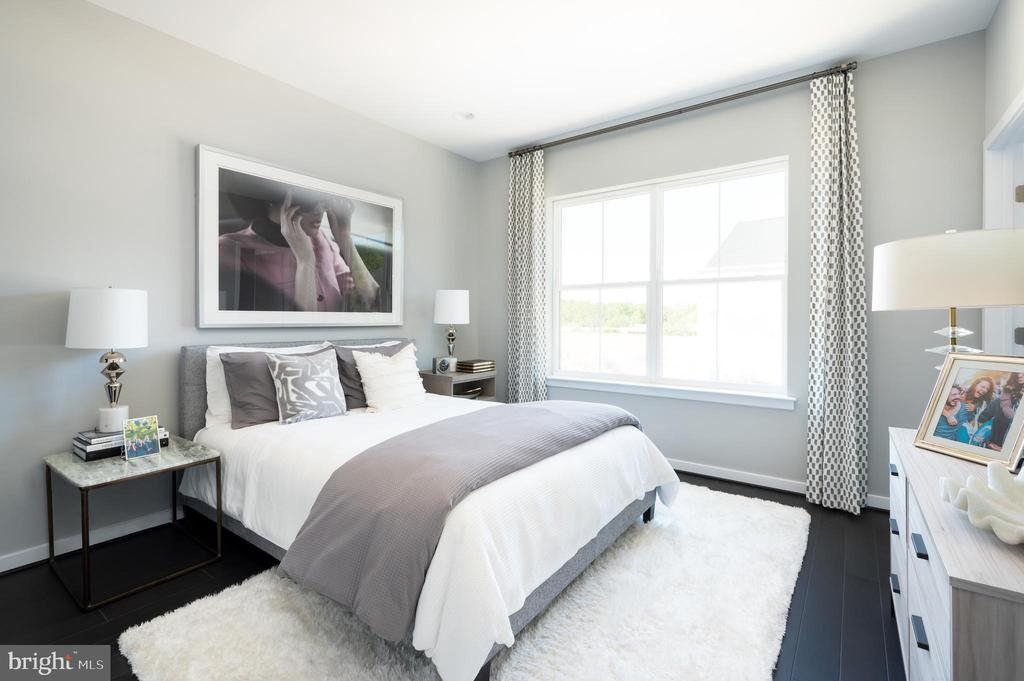 Secondary Bed - photo shown is of similar home - 42362 ZENITH TER, ASHBURN