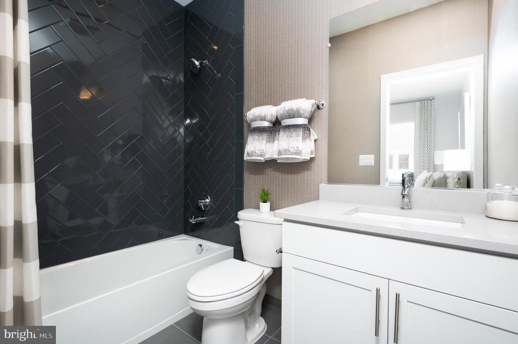 Secondary Bath - photo shown is of similar home - 42362 ZENITH TER, ASHBURN