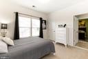 Upper Level Bedroom 1 - 23384 MORNING WALK DR, BRAMBLETON