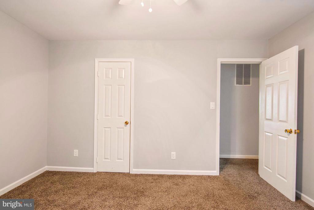 Bedroom 3 at front of home - 205 SAIL CV, STAFFORD