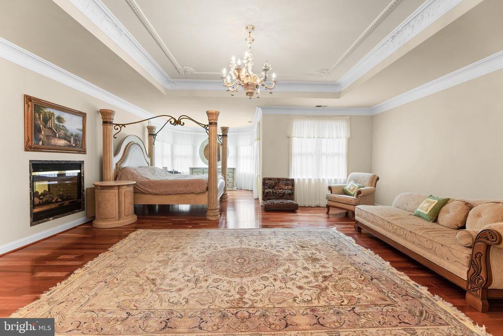 Primary Bedroom - 11536 MANORSTONE LN, COLUMBIA