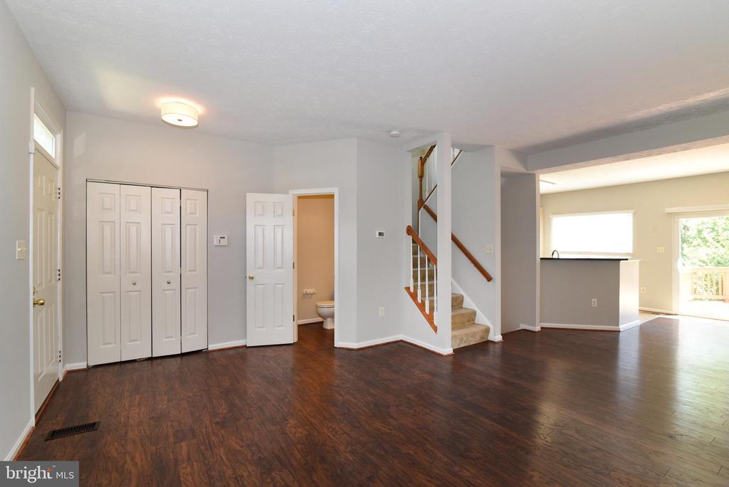 Open floorplan - 44077 TIPPECANOE TER, ASHBURN