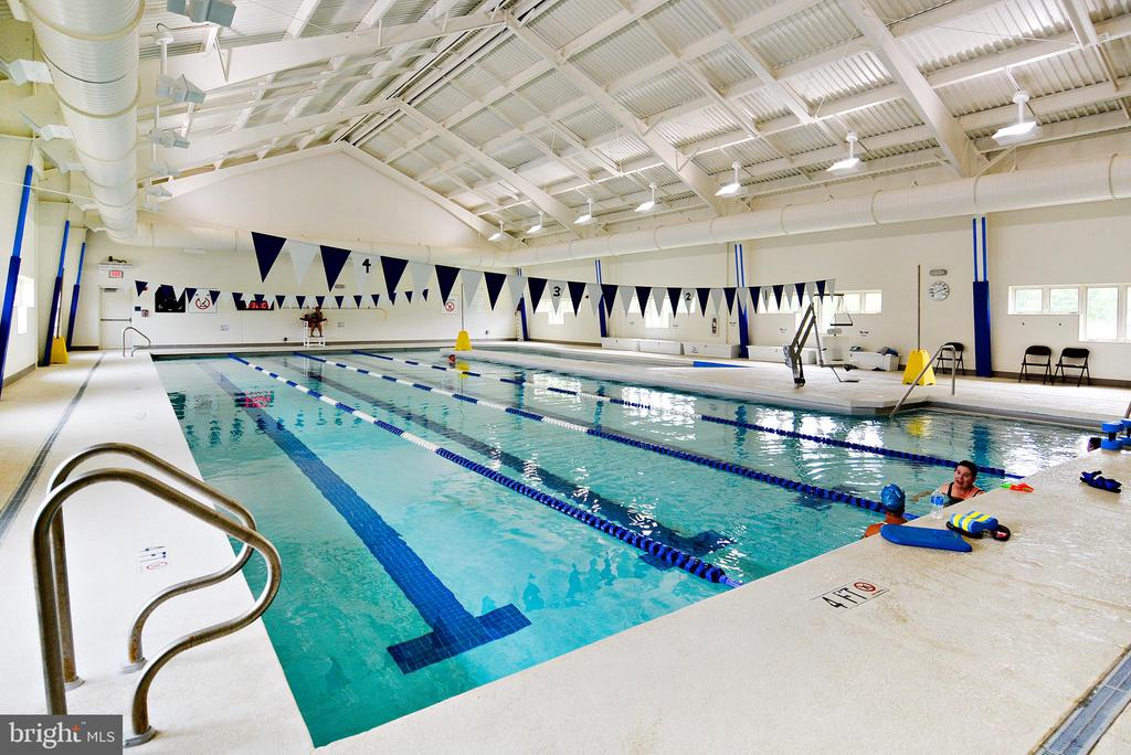 Community Center Pool - 35759 HAYMAN LN, ROUND HILL
