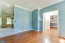 Stairs to the Family Rm or to the Upper Level. - 12113 SAWHILL BLVD, SPOTSYLVANIA