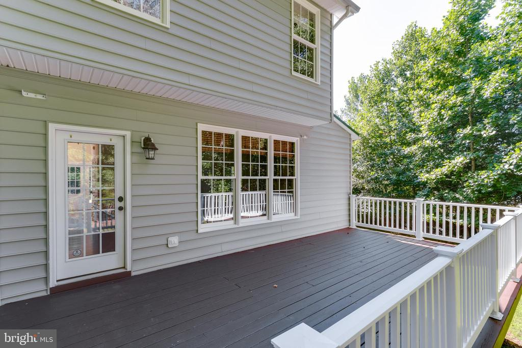 Lots of space for gatherings w/ family & friends! - 12113 SAWHILL BLVD, SPOTSYLVANIA