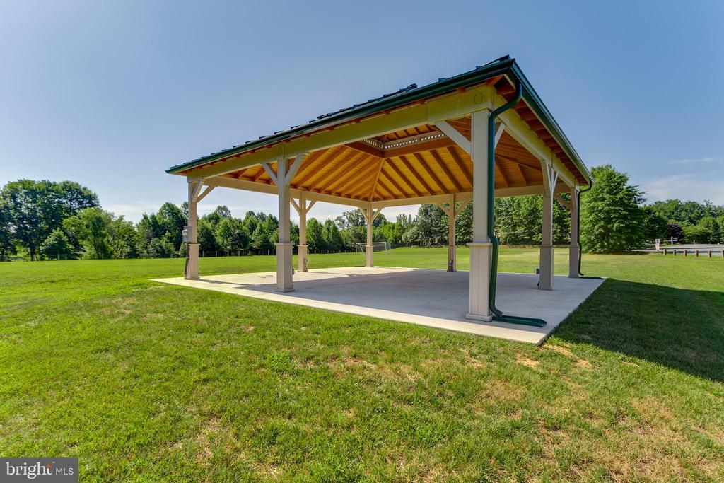 Community pavilion is steps away! - 12113 SAWHILL BLVD, SPOTSYLVANIA