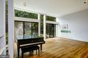 Living room - 3518 NEWARK ST NW, WASHINGTON