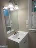 upstairs bathroom - 7016 COLGATE DR, ALEXANDRIA