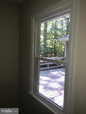 3rd bedroom overlooks rear deck - 315 LIMESTONE LN, LOCUST GROVE