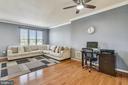 ML Living room - 502 TWINTREE TER NE, LEESBURG