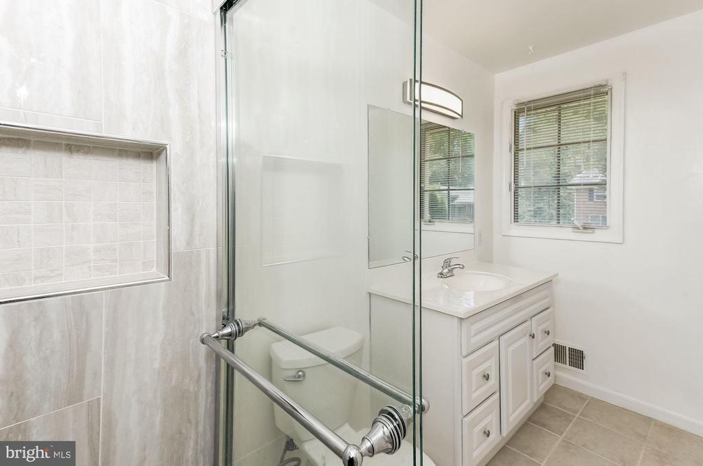Primary Bath - 13300 COLLINGWOOD TER, SILVER SPRING