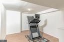 Exercise Room - 13300 COLLINGWOOD TER, SILVER SPRING