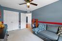 Upper Level Bedroom 3 - 97 SANCTUARY LN, STAFFORD