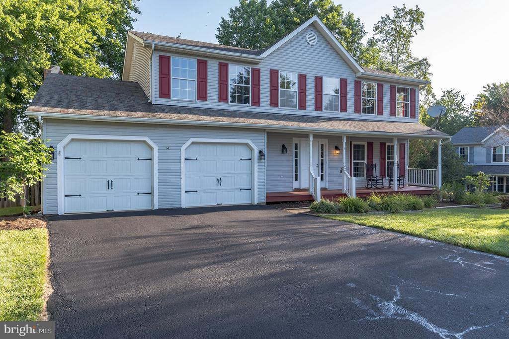 Ready to welcome you home! - 14 JUSTIN CT, STAFFORD