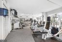 Fitness center - 1101 S ARLINGTON RIDGE RD #602, ARLINGTON