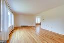 Living Room - 40668 WOODSIDE PL, LEESBURG