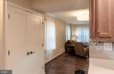 Recently installed pantry for extra space. - 1220 S BUCHANAN ST, ARLINGTON