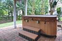 Hot Tub - 18252 SHINNIECOCK HILLS PL, LEESBURG