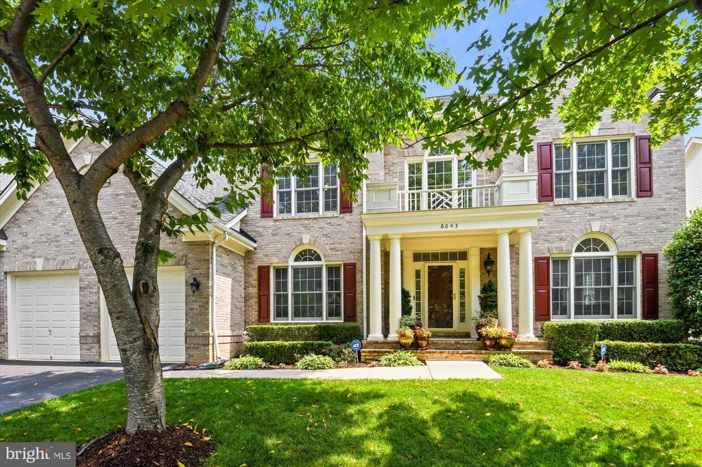 8043 Winstead Manor Drive - Lorton, VA - 8043 WINSTEAD MANOR LN, LORTON